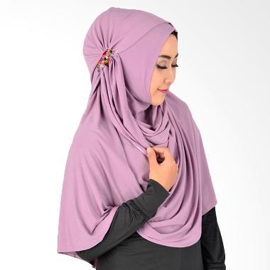Atteena Hijab Hana Syakira Kerudung - Lavender