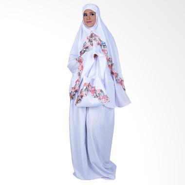 Atteena Hijab Kalila Mukena - Putih