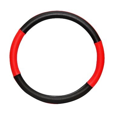 AUTORACE Cover Stir / Sarung Stir Mobil Autorace 202 - Merah
