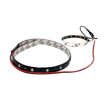 Autorace Cable Light Pedal Lampu LED Bawah Dashboard - Merah