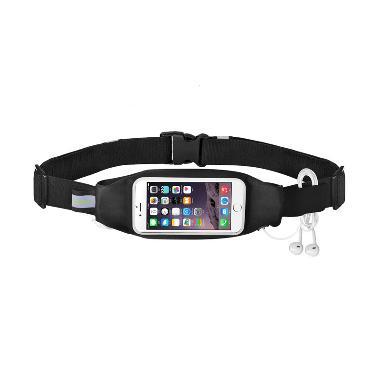 Avantree Wallaby Running Belt for Smartphone - Hitam [4.7 Inch]