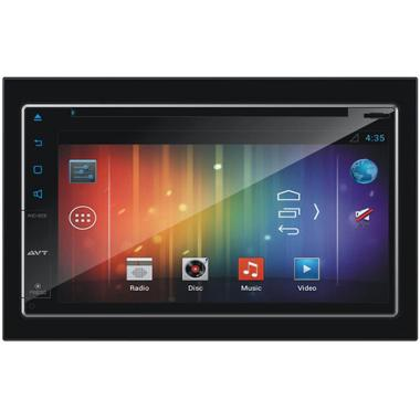 Jual AVT AND 9000 Android Headunit Double Din 675 Inch