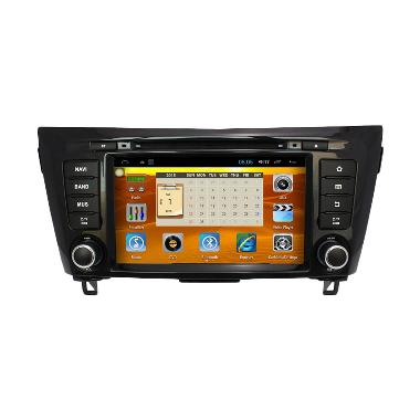 AVT OEM Android Head Unit for All New Nissan Xtrail