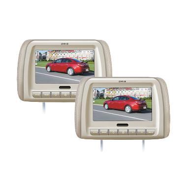 AVT Oris MTP-7100 Headrest Beige TV Mobil