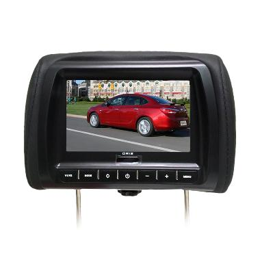 AVT Oris MTP-7100 Headrest Black TV Mobil