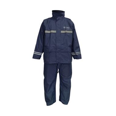 Axio Europe Set Jas Hujan - Biru Navy