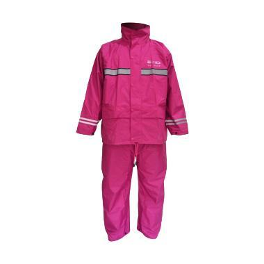 Axio Jas Hujan Axio Europe Original - Jaket Celana - Pink   Merah Muda 203b85f52d