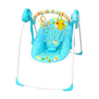 Baby Elle Automatic 32006 Blue Baby Swing