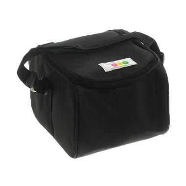 Baby Pax Paket Cooler Bag Black Tas Bayi