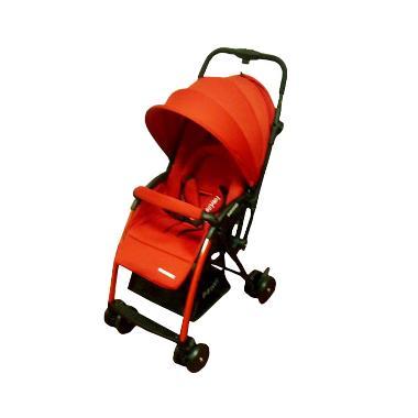 BabyDoes CH 818 Easylite L Kereta Dorong Bayi - Red