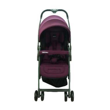 Babyelle Citilite2 S606RH Purple Kereta Dorong Bayi