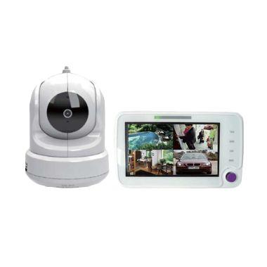 BabyTalk Digital Wireless Monitoring System Mounting & Automatic Pan Tilt
