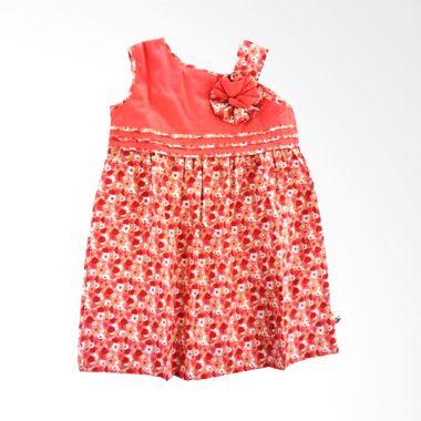 Babylon Rosalinda Merah Dress Anak  ...
