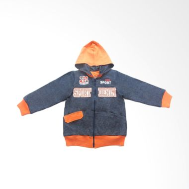 Tokusen JBB Sport Denim Orange Jake ...