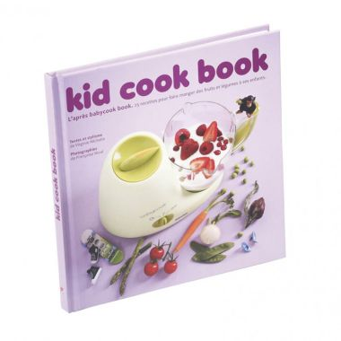 Beaba English Kid Cookbook Buku Resep Masakan
