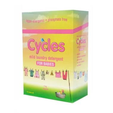 Cycles Powder Deterjen Khusus Bayi  ...