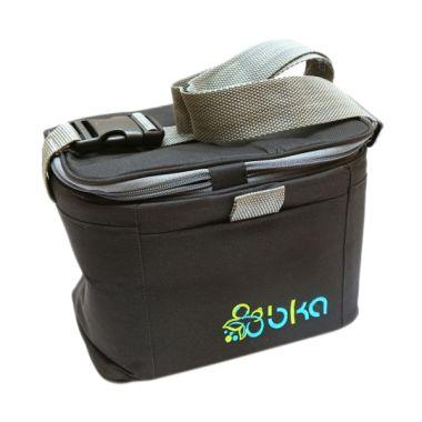 BKA Black Cooler Bag [Free 2 Botol  ...