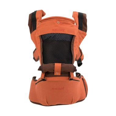 Bothbaby Hipseat Carrier Cozy Orange Gendongan Bayi
