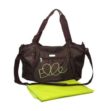 Elle Diaper Sling Bag Brown Tas Bay ...