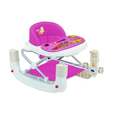 Farlin Rocking Chair Pink Baby Walk ...