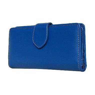 Baglis Palm Wallet Dompet Wanita - Biru
