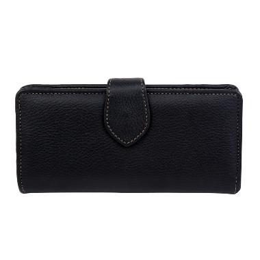 Baglis Palm Wallet Dompet Wanita - Hitam