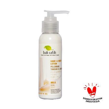 Bali Ratih Body Lotion Milk [110 mL]