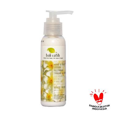 Bali Ratih White Musk Body Lotion [110 mL]