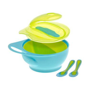 Brother Max Alat Makan Weaning Bowl Set