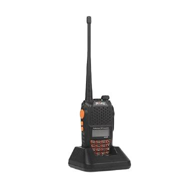 harga Baofeng HT Pofung Dual Band 5W UV-6R Radio Walkie Handy Talky Blibli.com