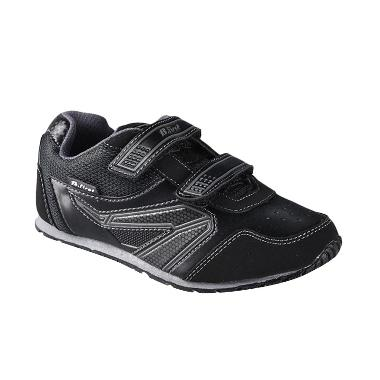 Bata Child 3816231 Evolu Sepatu Anak Laki-laki - Black