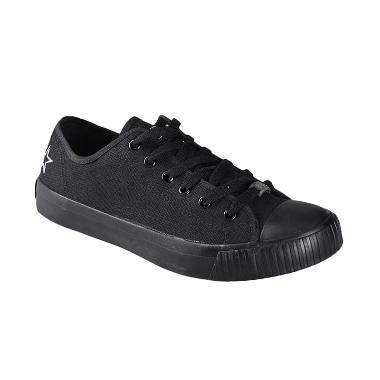 Bata Child 8896010 Kross Sepatu Anak Laki-Laki - Black