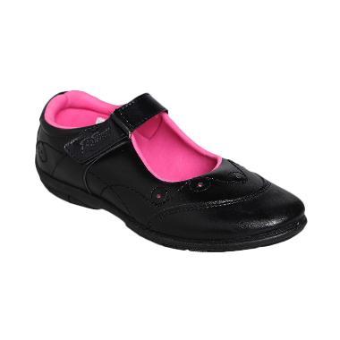 Bata 5816587 Child Neta Sepatu Anak Perempuan - Black