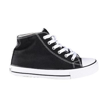 Bata Child 4096031 Rover Sepatu Anak Laki-Laki - Black