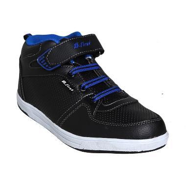 Bata Child Strik 3816950 Sepatu Anak Laki-laki - Black