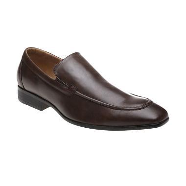 Bata Formal Chas 851-4094 Brown Sepatu Pria