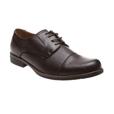 Bata Formal Djon 821-4098 Brown Sepatu