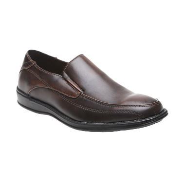 Bata Formal NIGMA 851-4172 Brown Sepatu Pria