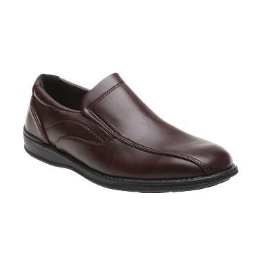 Bata Formal NIGMA INSIDE Brown 851-4414 Sepatu Pria
