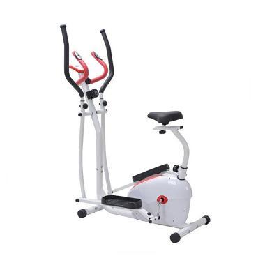 BB Fitnes Elliptical Bike ID838N Sepeda Statis