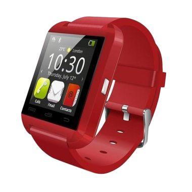 harga Bcare U8 Merah Smartwatch Blibli.com