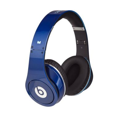 Beats Studio Over-Ear Blue Headset