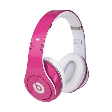 Beats Studio Over-Ear Pink Headset