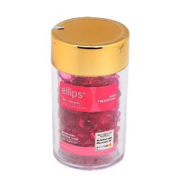 MURAH..!!! Ellips Vit Rambut Bottle Hair Vitamin Rambut – Pink Terbagus