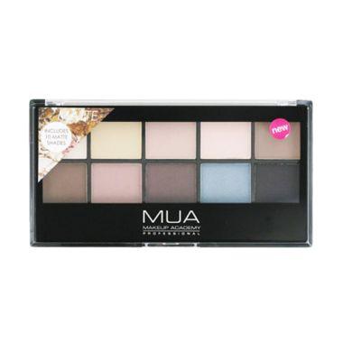 MUA Matte Palette Eyeshadow         ...