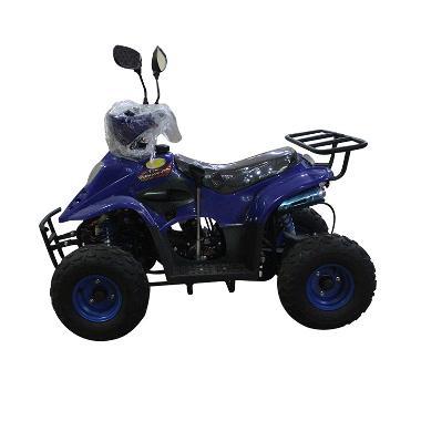 harga Bee Happy Bravo 110 ATV Motor - Blue Blibli.com