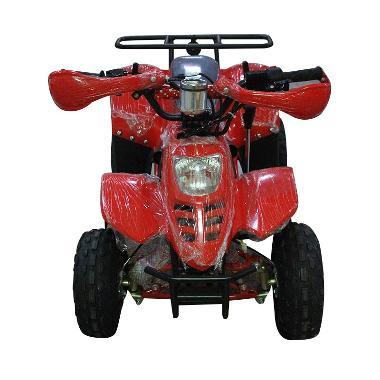 harga Bee Happy Bravo 110 ATV Motor - Red Blibli.com