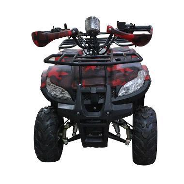 harga Bee Happy Inka R-7 ATV Motor - Army Red Blibli.com