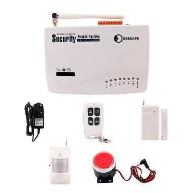 Beesafe GSM BSAP01 Putih Alarm Syst ...