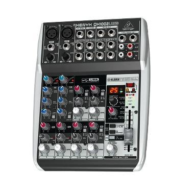 Behringer QX-1002USB Mixer Audio